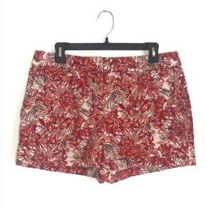 Ann Taylor LOFT size 8 original shorts floral
